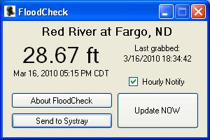 FloodCheck screenshot
